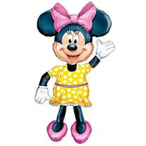 Anagram International Minnie Mouse Air Walker, Multi-Color