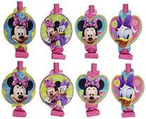 Disney Minnie Mouse Blowouts Birthday Party Toy Noisemaker