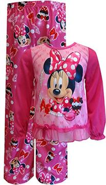 Minnie Mouse Little Girls' Toddler Eating Sweets 2-Piece
