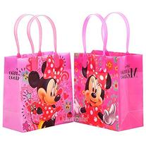 Disney Minnie Mouse Premium Quality Party Favor Goodie Small
