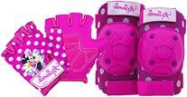 Bell Minnie Mouse Protective Gear with Elbow Pads/Knee Pads