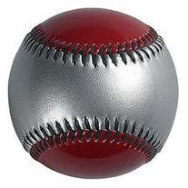"9"" Mirror-Tint Two-Color Baseballs  from Markwort - 1 Dozen"