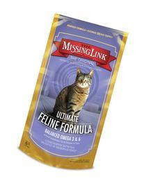 The Missing Link Ultimate Feline Formula 6oz Bag by