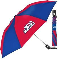 Mississippi Ole Miss Rebels Umbrella - Auto Folding