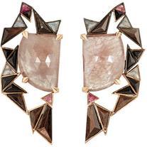 Nak Armstrong Women's Mixed-Gemstone Drop Earrings