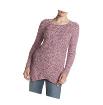 Kensie® Mixed Yarn Pullover Sweater