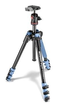 Manfrotto MKBFRA4L-BH BeFree Compact Aluminum Travel Tripod