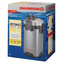 Marineland PC-ML360 Multi-stage Canister Filter, 55 to 100-