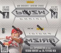 MLB 2012 Retail Panini Prizm Baseball Cards