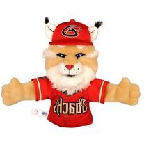 MLB Arizona Diamondbacks D. Baxter the Bobcat Hand Puppet