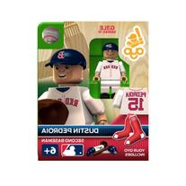MLB Boston Red Sox Dustin Pedroia Generation 3 Toy Figure
