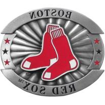 MLB Boston Red Sox Oversized Buckle