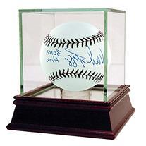 MLB Boston Red Sox Wade Boggs Baseball with 3010 Hits