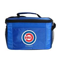 MLB Chicago Cubs Insulated Lunch Cooler Bag with Zipper