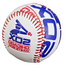 MLB Chicago White Sox Retro Baseball, Black