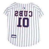 MLB Dog Clothing - Chicago Cubs Dog Jersey - Medium