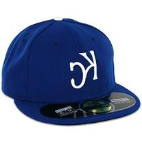MLB Kansas City Royals Game AC On Field 59Fifty Fitted Cap-