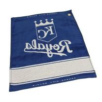 MLB Kansas City Royals Woven Towel, Silver