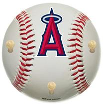 MLB Los Angeles Angels 15-Inch Baseball Shaped Coat Rack
