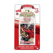 MLB St. Louis Cardinals 2011 Topps World Series Champions