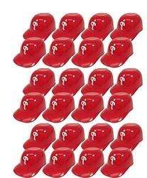 MLB Mini Batting Helmet Ice Cream Sundae/ Snack Bowls-24