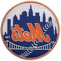 MLB New York Mets Logo Pin