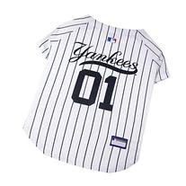 Pets First MLB New York Yankees Dog Jersey