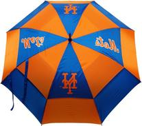 MLB New York Mets Umbrella, Orange