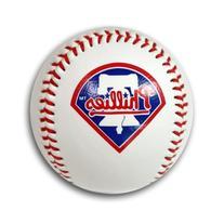 MLB Philadelphia Phillies Team Logo Baseball