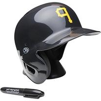 MLB Pittsburgh Pirates Replica Mini Baseball Batting Helmet