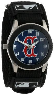 "Game Time Unisex MLB-ROB-BOS ""Rookie Black"" Watch - Boston"