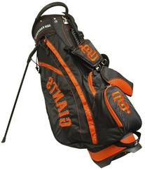 MLB San Francisco Giants Fairway Stand Golf Bag, Black