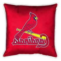 Sports Coverage MLB Sidelines Pillow