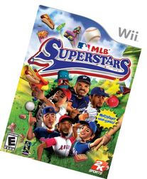 MLB Superstars - Nintendo Wii