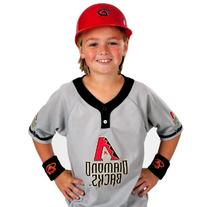 Franklin Sports MLB Youth Helmet and Jersey Set