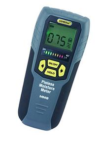 General Tools MM8 Pinless LCD Moisture Meter with Tricolor