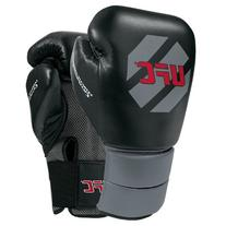 UFC MMA Boxing Gloves, Black/Gray, 16-Ounce