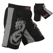 Mrx MMA Fight Shorts Cage Fight Grappling Short Stretch