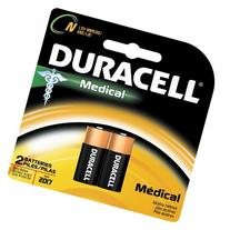 Duracell MN9100B2PK Home Medical Battery, Size N  - Pack of