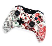 """""""Scary Blood Money"""" Xbox One Modded Controller 40 Mods for"""