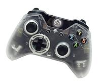 Modded Controller Matte Clear Mod Rapid Fire Controller for