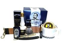 Colonel Conk Model 2315 Straight Razor Set with Super Shave