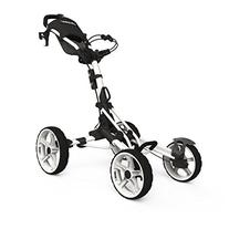 Clicgear Model 8.0 Golf Push Cart - White