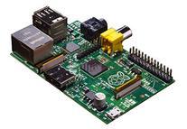 Raspberry Pi Model B 512 MB RAM