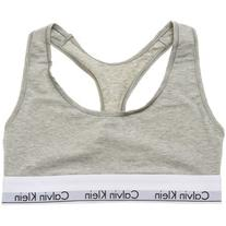Calvin Klein Underwear Women's Modern Cotton Wirefree Sports