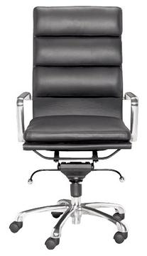 Zuo Modern Director High Back Office Chair - Black