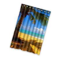 Modern Fashion Tropical Hawaii Beach Palm Tree Summer