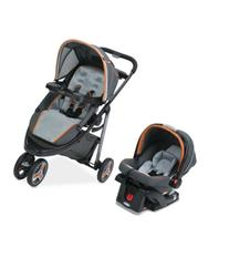 Graco Baby Modes Sport Click Connect Stroller & SnugRide 35