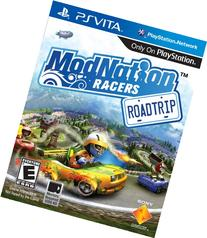 ModNation Racers: Road Trip - PS Vita