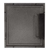 ProSelect Modular Kennel Convertible Door, Small, Graphite